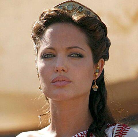 Angelina Jolie: appelez-la Cléopâtre