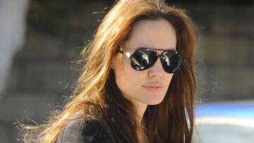 PHOTOS – Angelina Jolie, Shiloh et Vivienne: leur caprice de stars, c'est un hot-dog