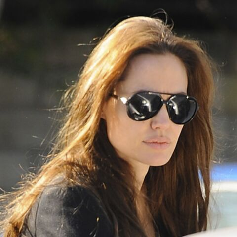 Angelina Jolie héroïne de BD