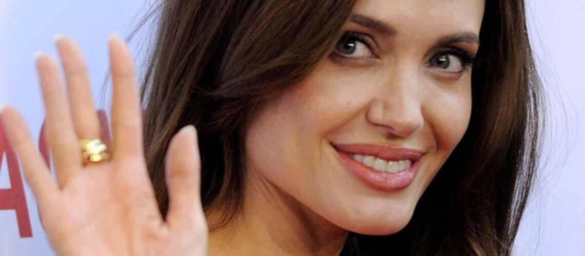 Angelina Jolie s'envole pour la Turquie