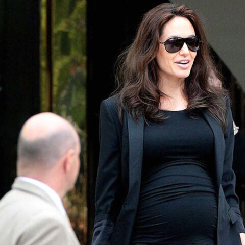 Angelina Jolie en observation