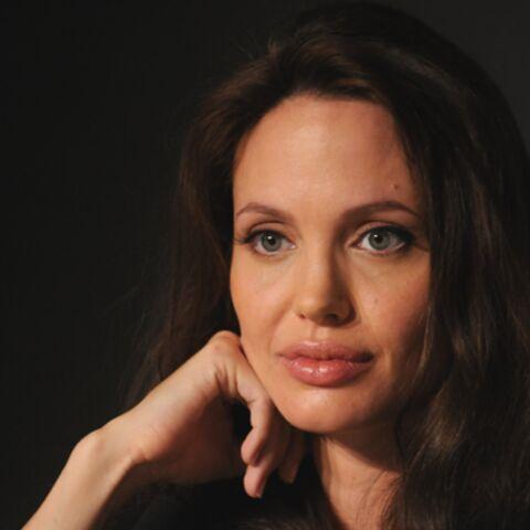 Angelina Jolie en dépression post-natale?