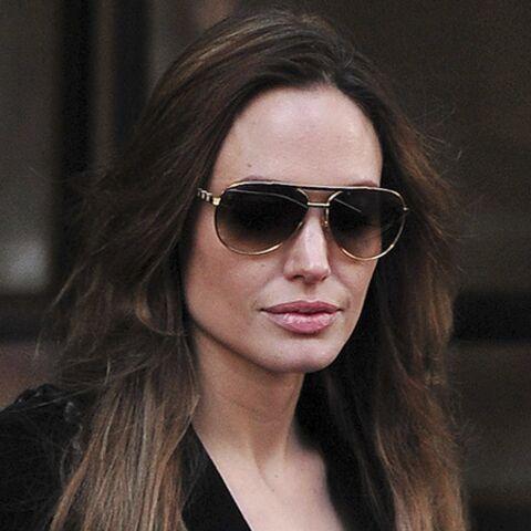 Angelina Jolie: son combat contre les enfants-soldats