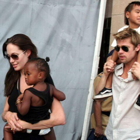 Brad Pitt renforce la sécurité autour de sa fille
