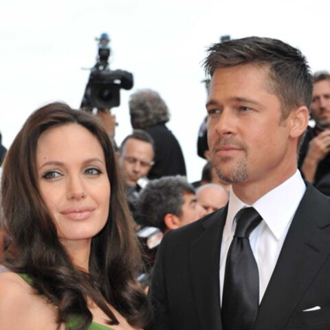 Angelina Jolie ne pensait pas tomber amoureuse de Brad Pitt…