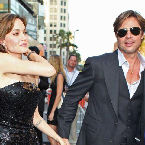Brad Pitt a fait pleurer Angelina Jolie