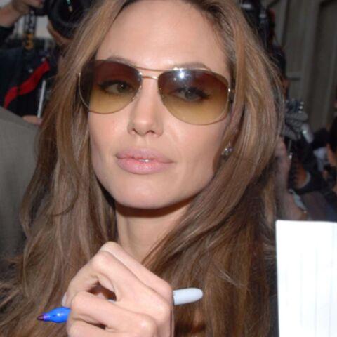 Angelina Jolie a fait une visite surprise en Irak