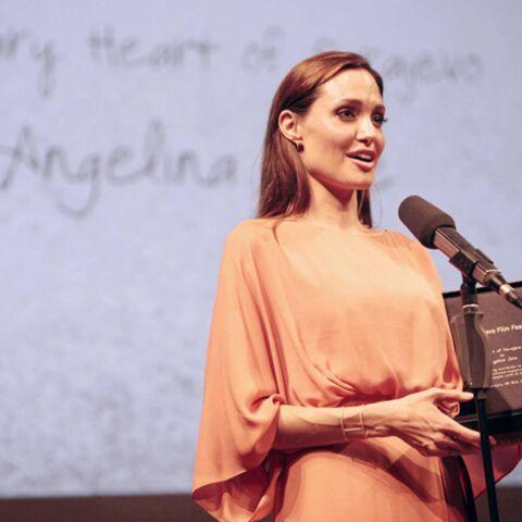 Angelina Jolie: Sarajevo, mon amour