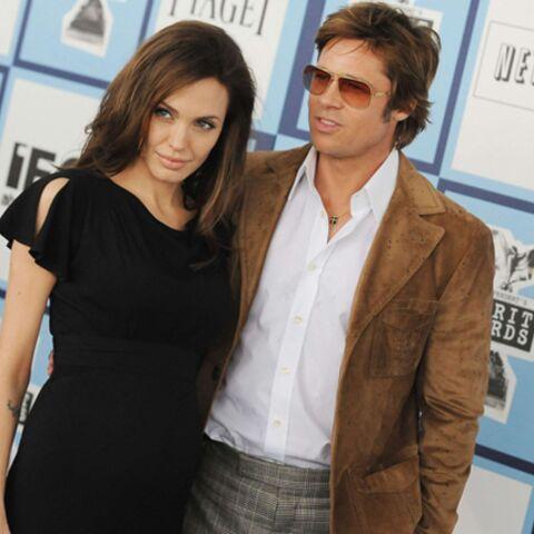 Angelina Jolie s'épanche sur sa maternité