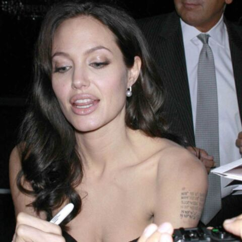 Angelina Jolie: le cinéma c'est fini!