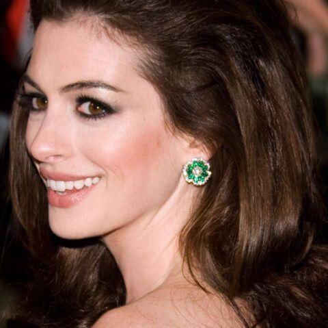 Anne Hathaway, obnubilée par la physique