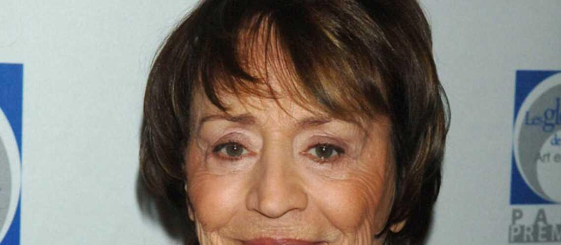 Annie Girardot à l'honneur sur TF1