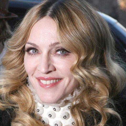 Madonna est la chanteuse la mieux payée