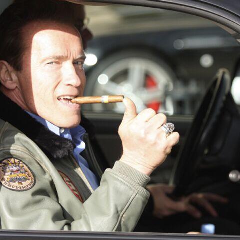 Arnold Schwarzenegger termine à temps
