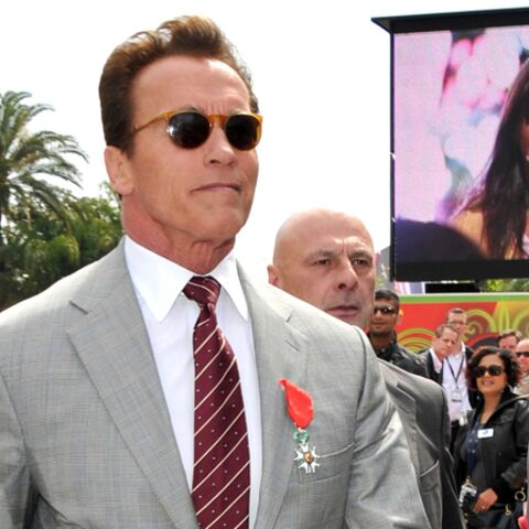 Maintenant c'est sûr, Arnold Schwarzenegger is back