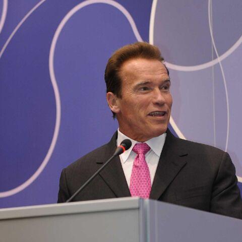 Arnold Schwarzenegger: premier discours d'un divorcé