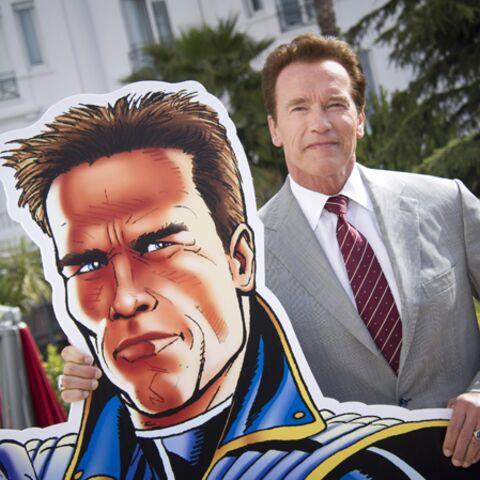Arnold Schwarzenegger: me, myself, and I