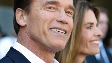 Schwarzenegger a sa femme à l'œil