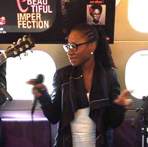 Vidéo- Asa fait rouler sa musique
