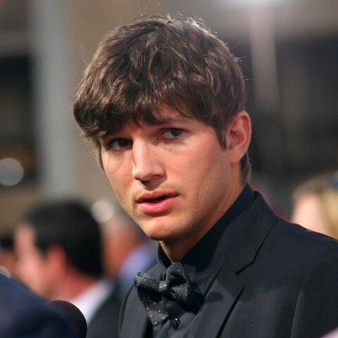 Ashton Kutcher a eu un accident de voiture