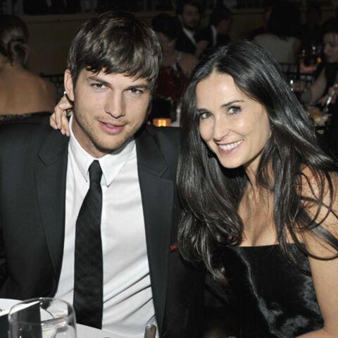 Demi Moore et Ashton Kutcher: scènes de la vie conjugale