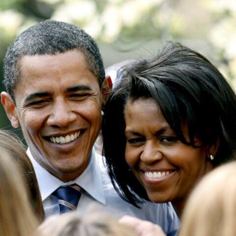Michelle et Barack Obama vont faire le tour du propriétaire