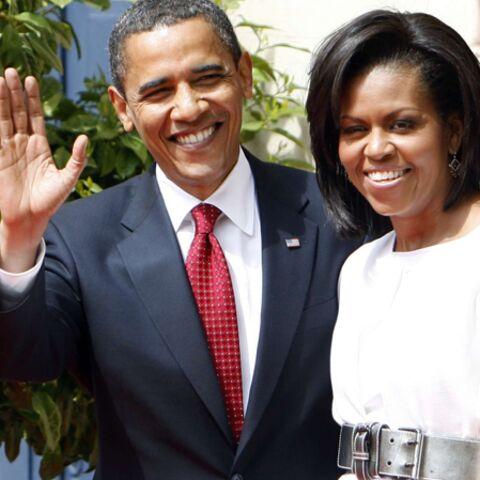 Petites vacances parisiennes pour la famille Obama