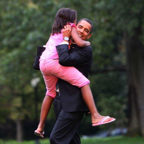 Barack Obama: être un bon père est sa priorité