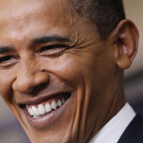 Barack Obama statufié
