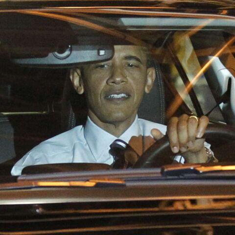Vidéo: Barack Obama en a sous le capot