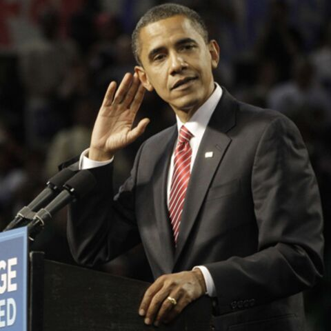 J-7: Barack Obama et Sarah Palin dans la ligne de mire…