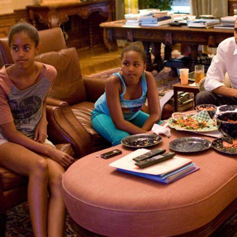 Barack Obama: touche pas à mes filles!
