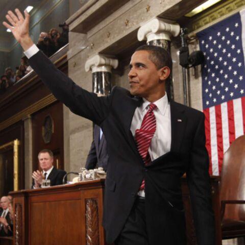 Obama devant le Congrès: la promesse de jours meilleurs