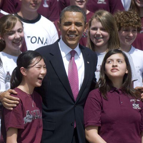 Vidéo – Barack Obama: la campagne commence auprès des jeunes