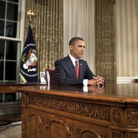 Barack Obama: un nouveau bureau pour la rentrée!