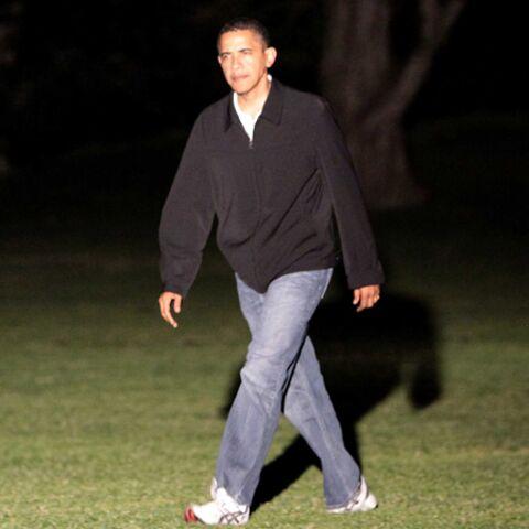 Barack Obama stigmatisé pour un «pantalon de pépé»