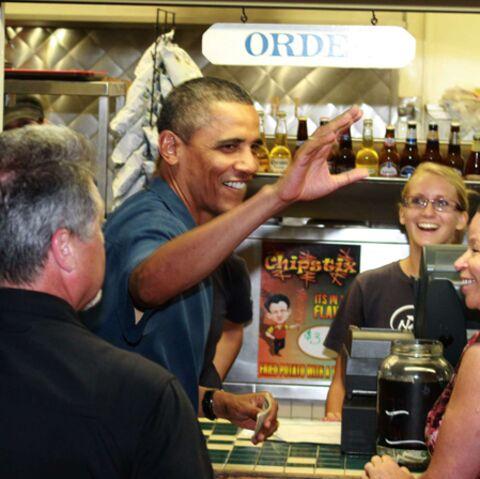 Barack Obama, des vacances en toute simplicité… ou presque