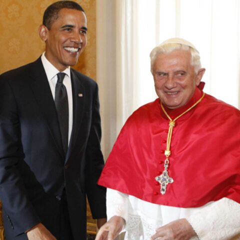 Barack Obama à l'heure du Vatican