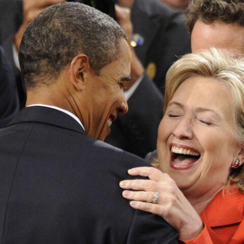 Barack Obama se voyait avec un ticket Hillary Clinton