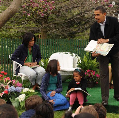 Quand Barack Obama raconte des histoires