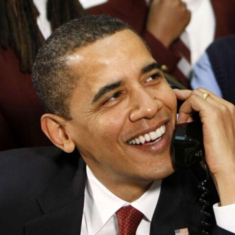 Barack Obama dans les étoiles
