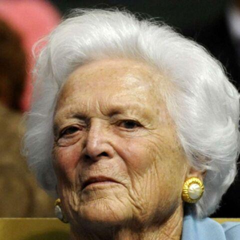 Barbara Bush a été opérée d'un ulcère