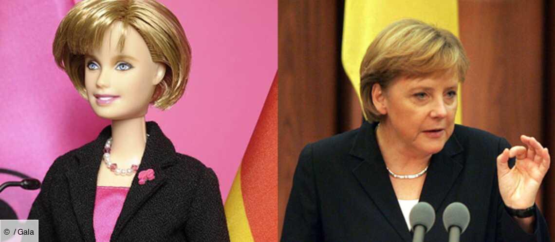 Angela Merkel: appelez-la Barbie Chancelière! - Gala