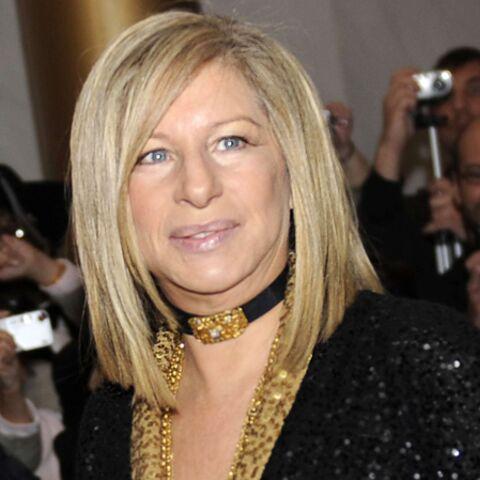 Barbra Streisand enrôle ses amis contre la maladie