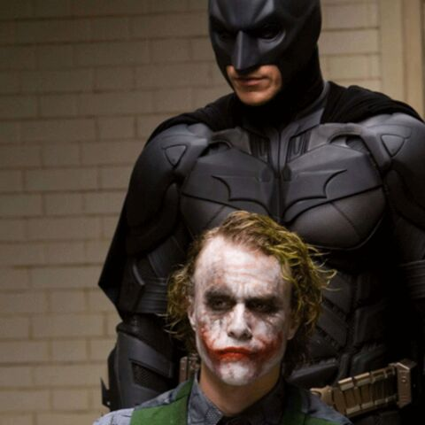 Heath Ledger, Morgan Freeman, Christian Bale…