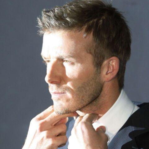David Beckham: 31 000 euros par mois au PSG