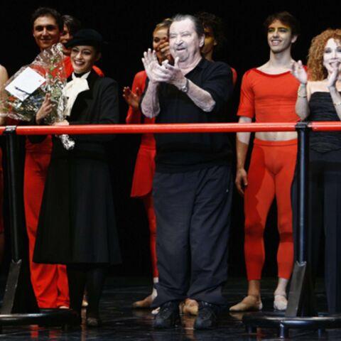 Hommage à Maurice Béjart à l'Opéra de Paris