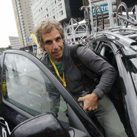 Vidéo – Ben Stiller en touriste sur le Tour de France