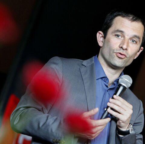 Benoit Hamon envoie la lettre de Carla Bruni-Sarkozy sur les roses