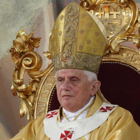 Benoît XVI condamne le mur